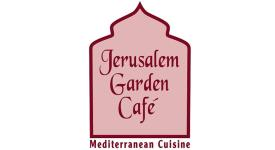 Middle Eastern : Jerusalem Garden Cafe